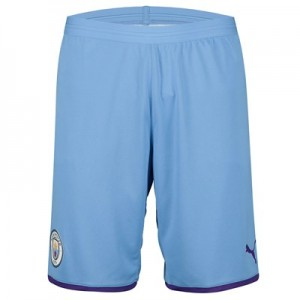 Manchester City Authentic Home Change Short 2019-20