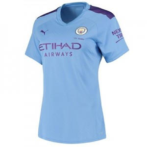 Manchester City Authentic Home Shirt 2019-20 - Womens