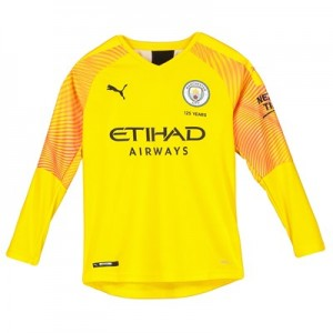 Manchester City Third Goalkeeper Shirt 2019-20 - Kids