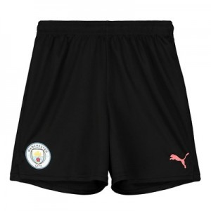 Manchester City Away Shorts 2019-20 - Kids