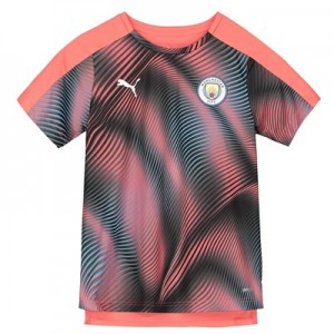 Manchester City Stadium Jersey - Pink - Kids