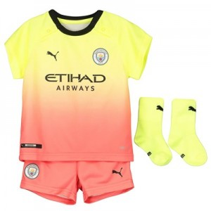 Manchester City Third Baby Kit 2019-20