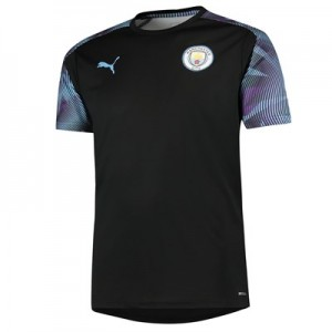 Manchester City Training Jersey - Black