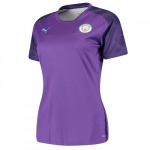 Manchester City Training Jersey - Purple - Womens