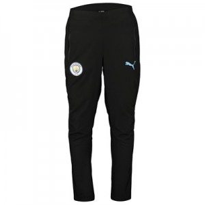 Manchester City Training Woven Pant - Black