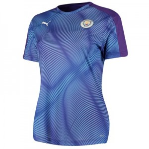 Manchester City Stadium Jersey - Purple - Womens