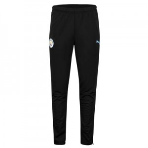 Manchester City Training Pant - Black