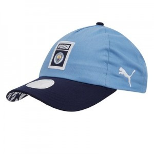 Manchester City DNA FAN Cap - Light Blue