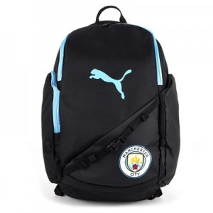 Manchester City Backpack - Black