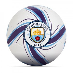 Manchester City Future Flare Football - White