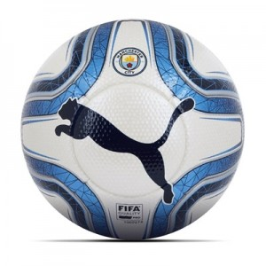 Manchester City Final 1 Football - White