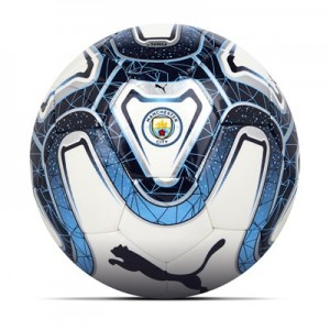 Manchester City Final 6 Football - White