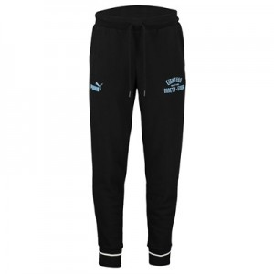 Manchester City Urban Varsity Pant - Black