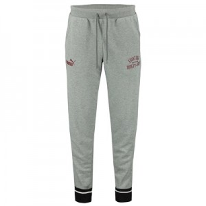 Manchester City Urban Varsity Pant - Grey