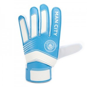 Manchester City Spike Goal Keepers Glove - Junior