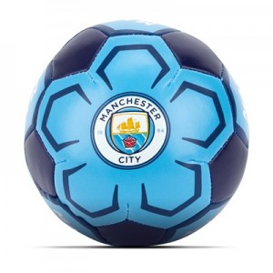 Manchester City Mini Ball - 4 inch