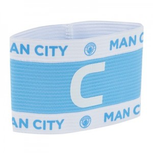 Manchester City Captain Armband