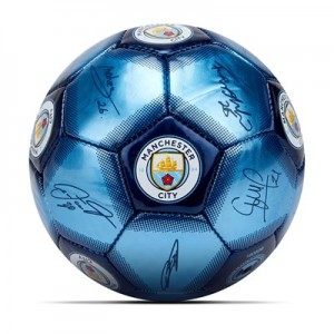 Manchester City Signature Ball - Size 1