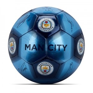 Manchester City Signature Ball - Size 5