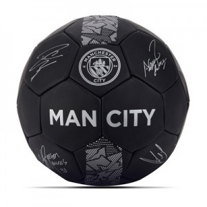 Manchester City Phantom Signature Ball - Size 5