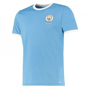Manchester City 125 Year Anniversary Shirt