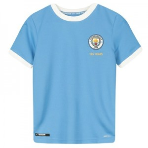 Manchester City 125 Year Anniversary Shirt - Kids