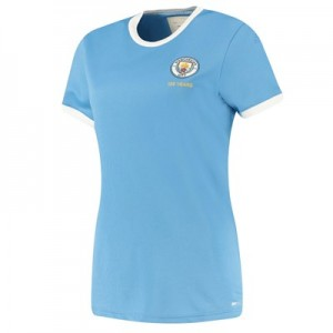 Manchester City 125 Year Anniversary Shirt - Womens