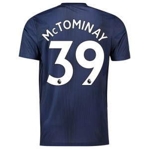 Manchester United Third Shirt 2018-19 with McTominay 39 printing