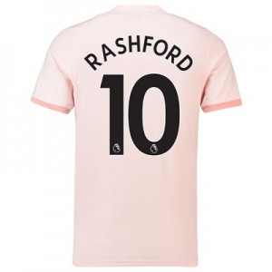 Manchester United Away Shirt 2018-19 with Rashford 10 printing