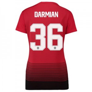 Manchester United Home Cup Shirt 2018-19 - Womens with Darmian 36 printing