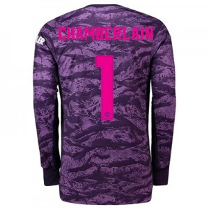 Manchester United Home Cup Goalkeeper Shirt 2019 - 20 with Chamberlain 1 printing