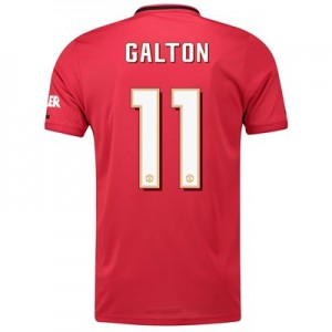 Manchester United Cup Home Shirt 2019 - 20 with Galton 11 printing
