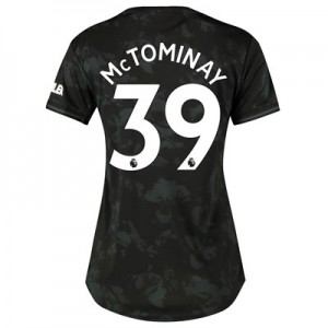 Manchester United Third Shirt 2019 - 20 - Womens with McTominay 39 printing