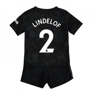Manchester United Third Baby Kit 2019 - 20 with Lindelof 2 printing