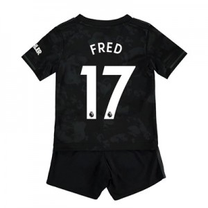 Manchester United Third Baby Kit 2019 - 20 with Fred 17 printing