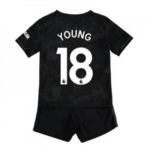 Manchester United Third Baby Kit 2019 - 20 with Young 18 printing