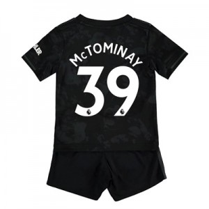 Manchester United Third Baby Kit 2019 - 20 with McTominay 39 printing