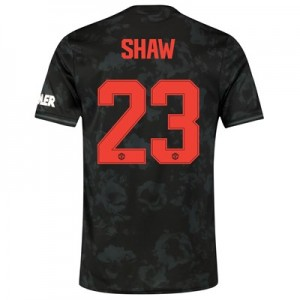 Manchester United Cup Third Shirt 2019 - 20 with Shaw 23 printing