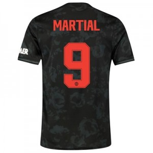 Manchester United Cup Third Shirt 2019 - 20 with Martial 9 printing