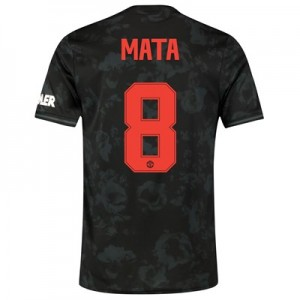 Manchester United Cup Third Shirt 2019 - 20 with Mata 8 printing