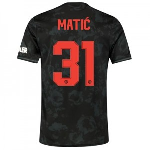 Manchester United Cup Third Shirt 2019 - 20 with Matic 31 printing