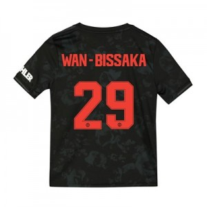 Manchester United Cup Third Shirt 2019 - 20 - Kids with Wan-Bissaka 29 printing