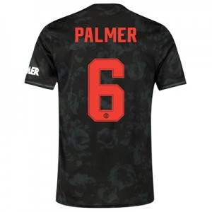 Manchester United Cup Third Shirt 2019 - 20 with Palmer 6 printing
