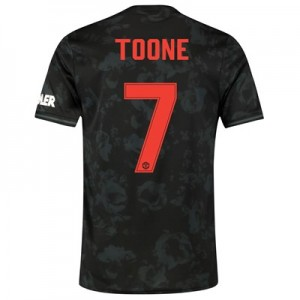 Manchester United Cup Third Shirt 2019 - 20 with Toone 7 printing
