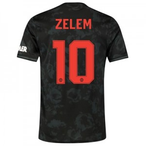 Manchester United Cup Third Shirt 2019 - 20 with Zelem 10 printing