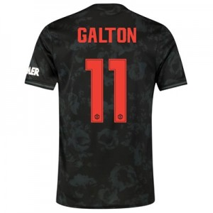 Manchester United Cup Third Shirt 2019 - 20 with Galton 11 printing