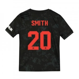 Manchester United Cup Third Shirt 2019 - 20 - Kids with Smith 20 printing