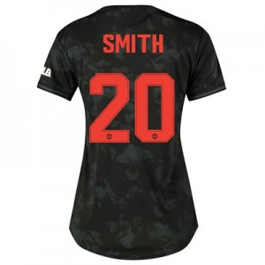 Manchester United Cup Third Shirt 2019 - 20 - Womens with Smith 20 printing