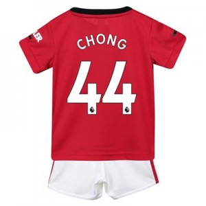 Manchester United Home Baby Kit 2019 - 20 with Chong 44 printing