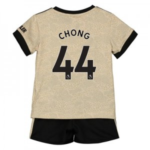Manchester United Away Baby Kit 2019 - 20 with Chong 44 printing